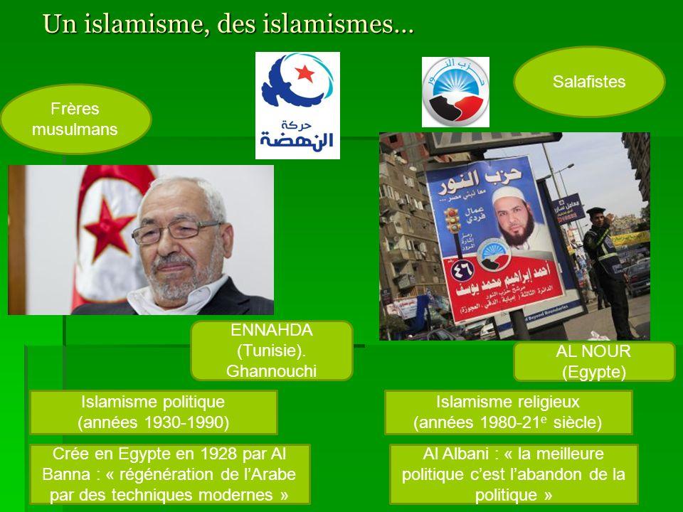 Lislamisme, un produit de la modernisation ? Consulat de Tunis, Marseille, 20 Octobre 2011