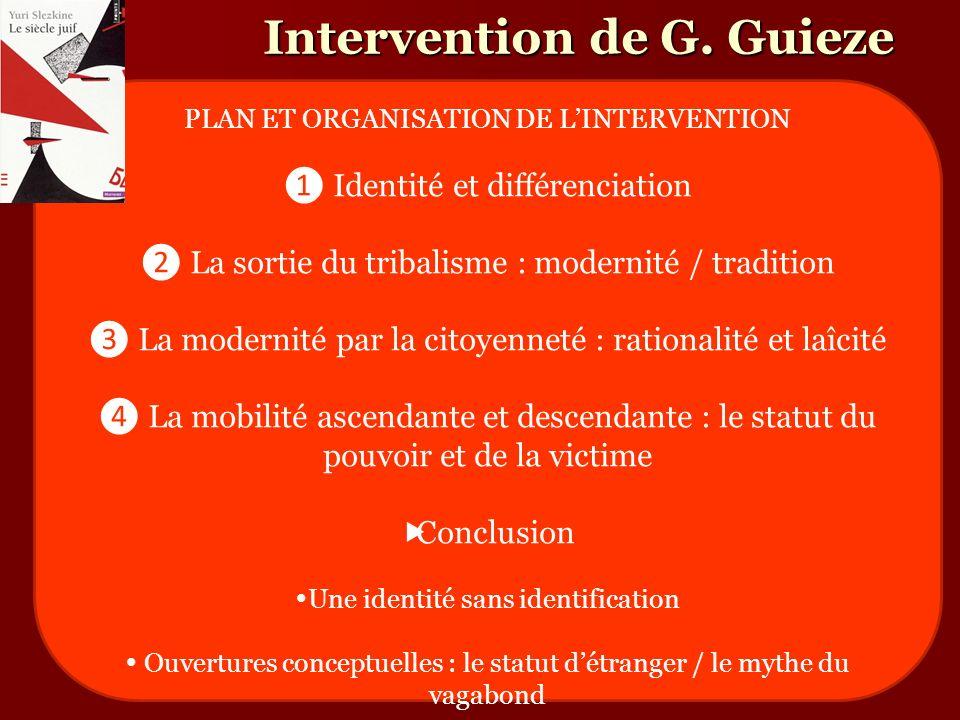 Intervention de B.