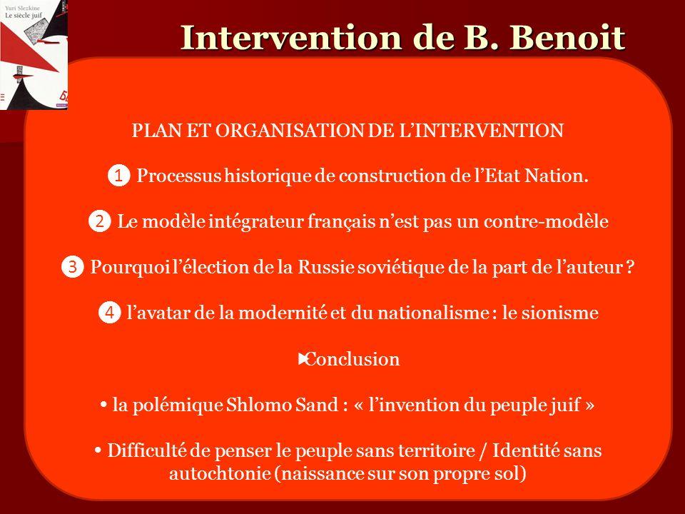 le processus de construction de lEtat Nation le processus de construction de lEtat Nation