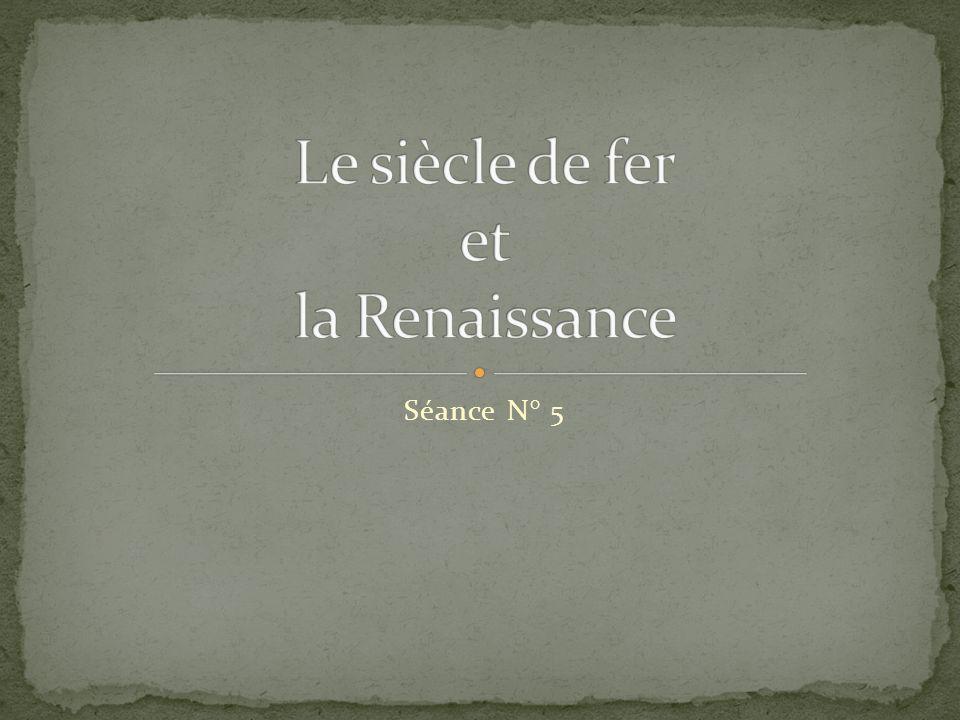 1 e absolutisme : François 1 e (1515-1547) Létat moderne a été crée et favorisé par la guerre.
