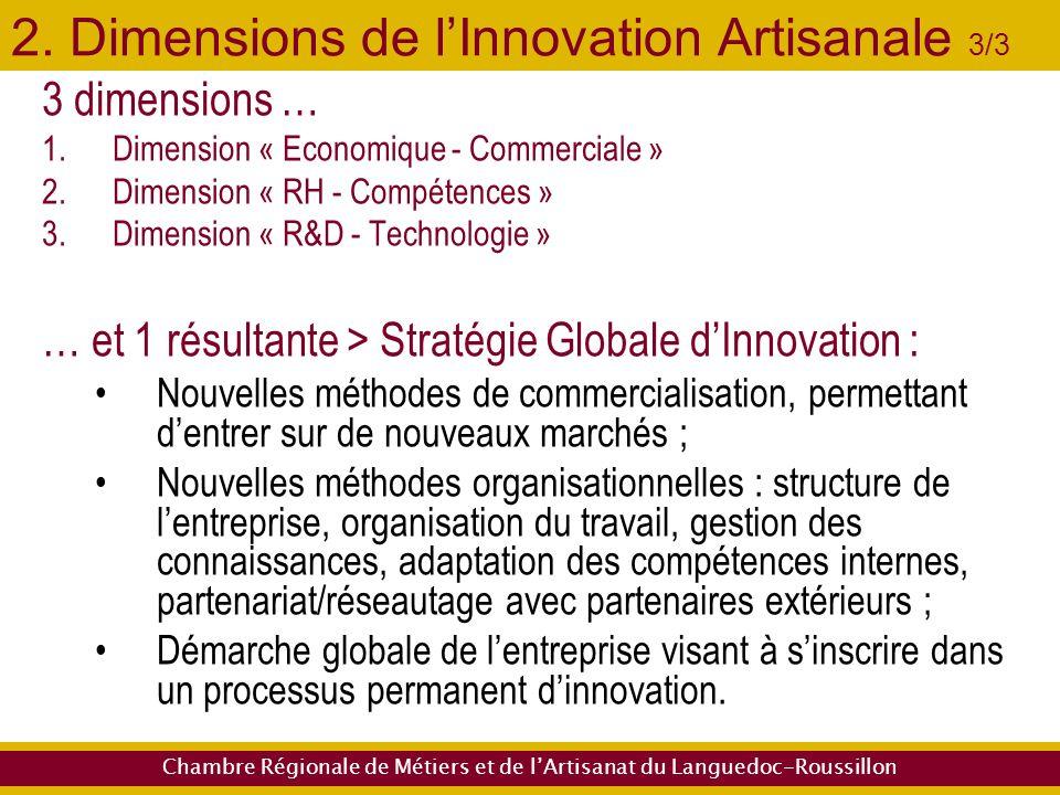 Chambre Régionale de Métiers et de lArtisanat du Languedoc-Roussillon 2.