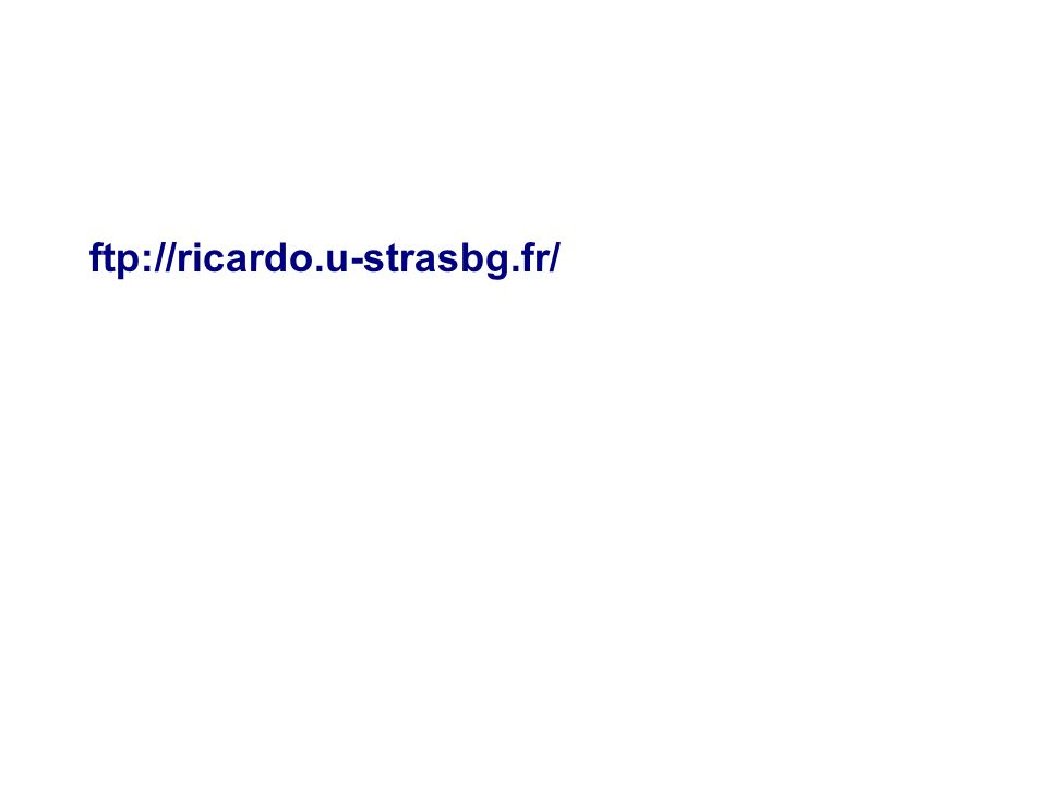 ftp://ricardo.u-strasbg.fr/