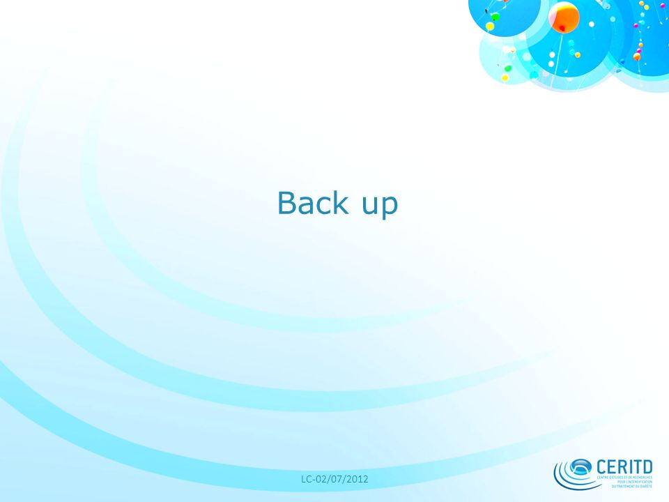 Back up LC-02/07/2012