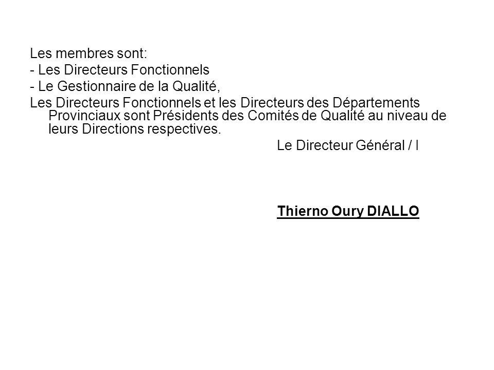 Direction GénéraleConakry, le19 Décembre 2005 N°/ DG /DQP/SOTELGUI/2005 NOTE DE SERVICE En application de la décision de la réunion de Direction en da