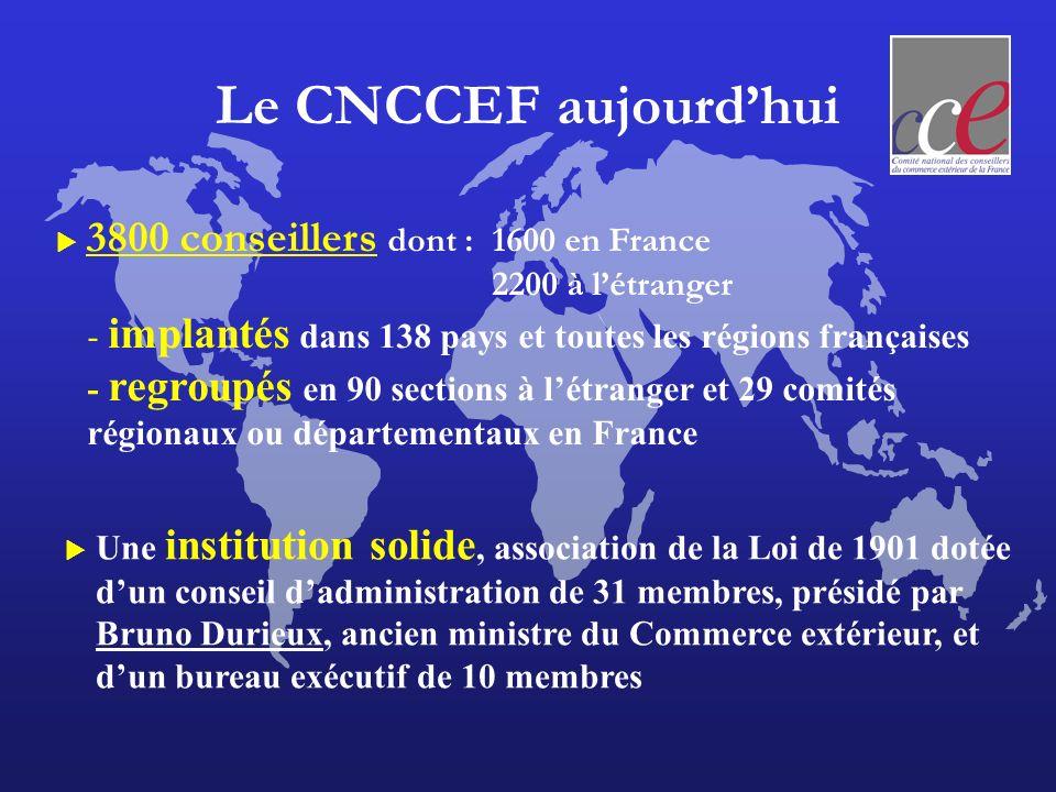 Quelles sont les missions des CCE .
