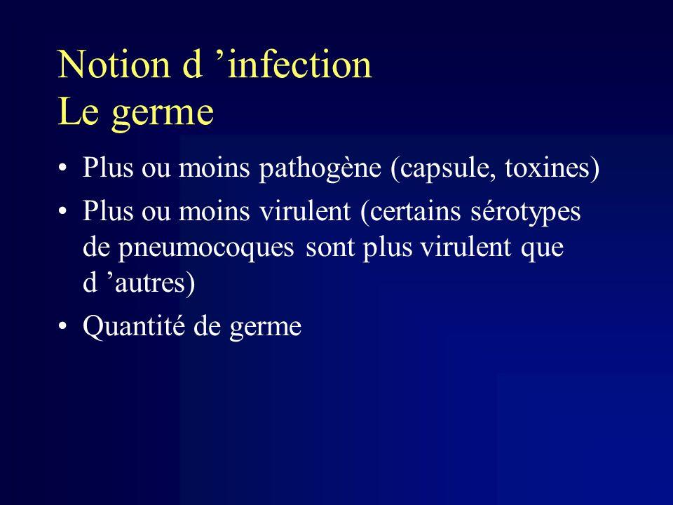 Infections materno-fœtales Marqueurs biologiques Myélémie (myélocytes, métamyélocytes) Taux de globules blancs –supérieur à 25 G/l –inférieur à 5 G/l Thrombopénie