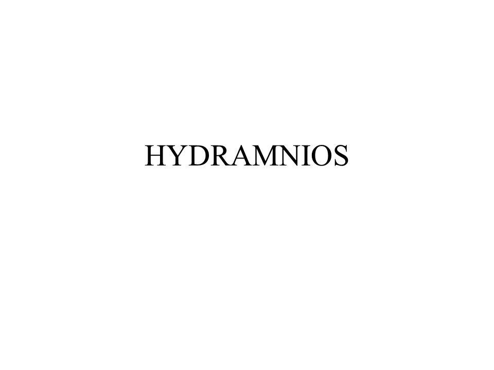 HYDRAMNIOS
