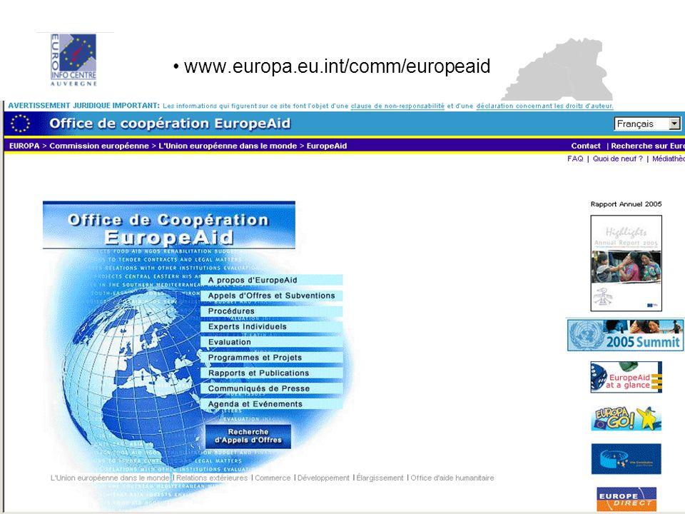 www.europa.eu.int/comm/europeaid