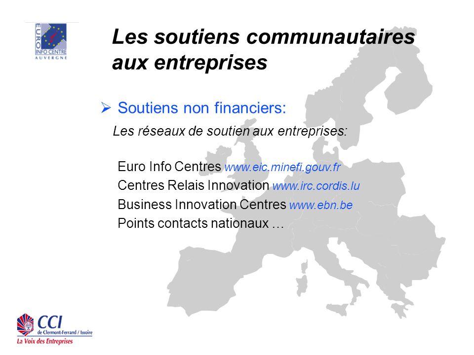 Sources dinformation www.europa.eu.int/comm/enterprise/entrepreneurship/financing