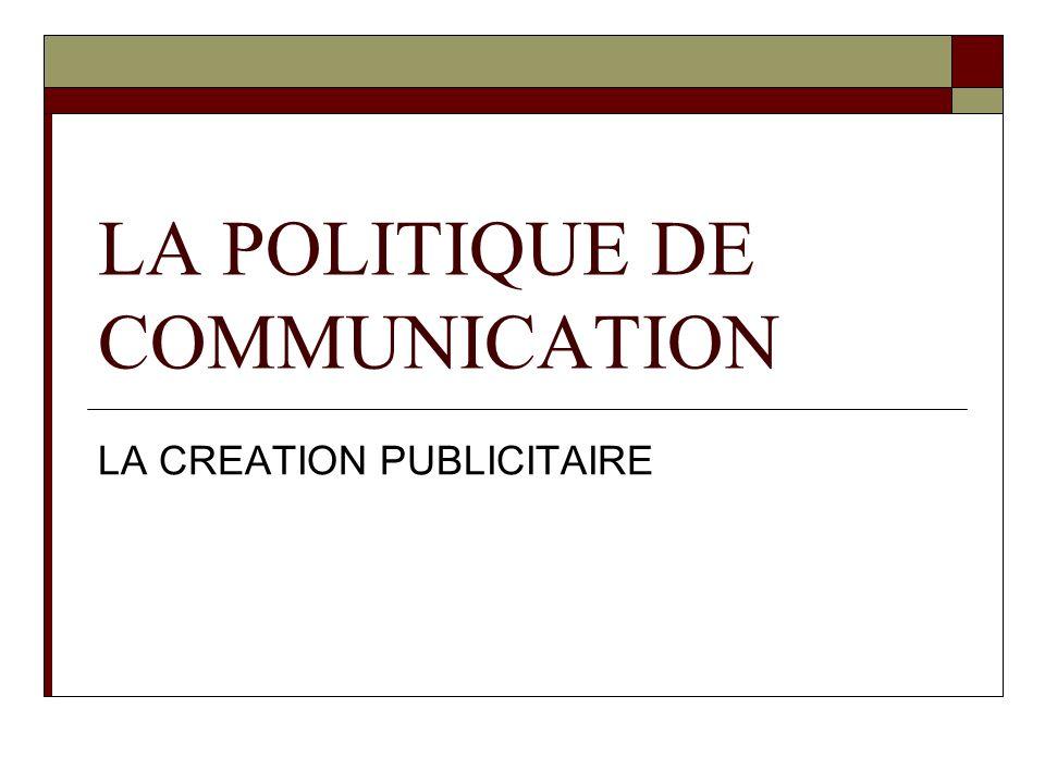 09/03/2014Les bases du Marketing IUT SRC HJMuller3 LA CREATION PUBLICITAIRE LA DEMARCHE PUBLICITAIRE Cohérence avec le marketing-mix LES OBJECTIFS PUBLICITAIRES Les 3 catégories: Niveau cognitif Niveau affectif Niveau conatif