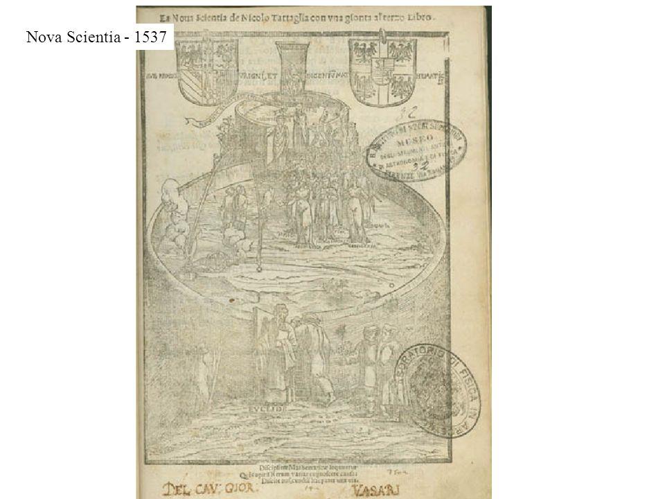Nova Scientia - 1537