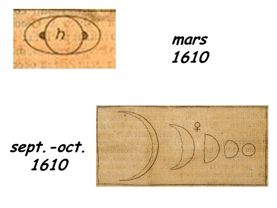 mars 1610 sept.-oct. 1610