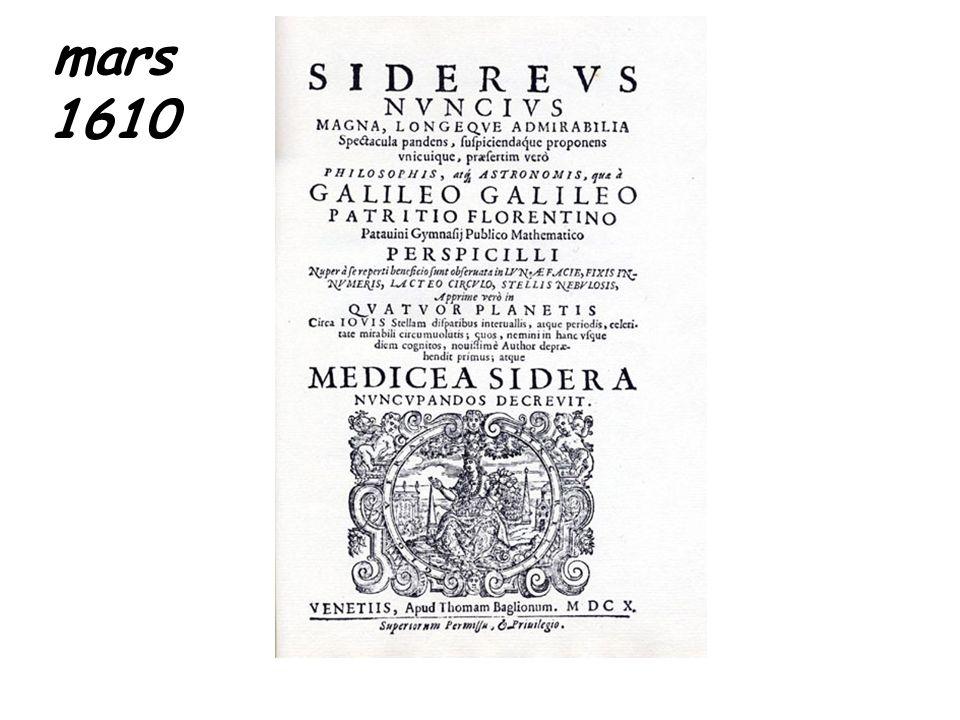 mars 1610