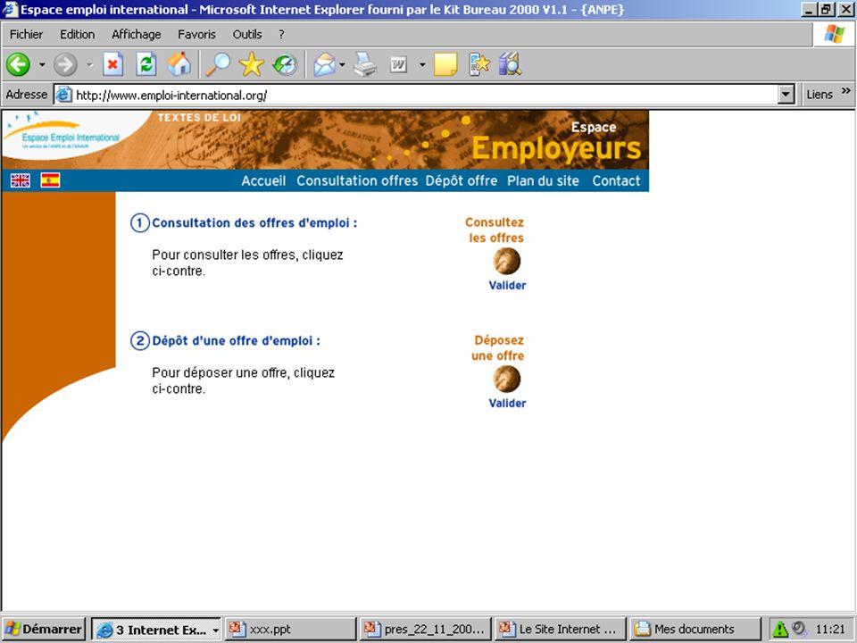 Espace Emploi International de Clermont (compétence régionale) : Agence « La Pardieu » - 6, ave Michel-Ange 63000 Clermont-Ferrand Téléphone : 04 – 73 – 28 – 54 – 47 Fax : 04 – 73 – 90 – 51 – 45 eei.clermont@anpe.fr Contact : Chantal PILANDON