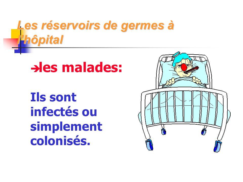 Densité de germes : 10 3 à 10 6 / cm 2 de peau saine 10 6 / ml durine en cas dinfection 10 6 / ml de pus dans une plaie infectée 10 9 à 10 11 / par gramme de matières fécales.