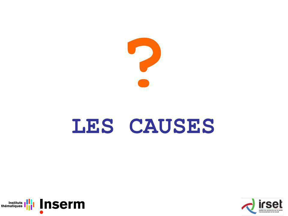 ? LES CAUSES