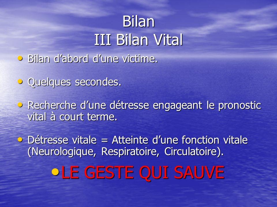 BILAN V Transmission Message concis, complet, structuré et logique : Message concis, complet, structuré et logique : –Se présenter.