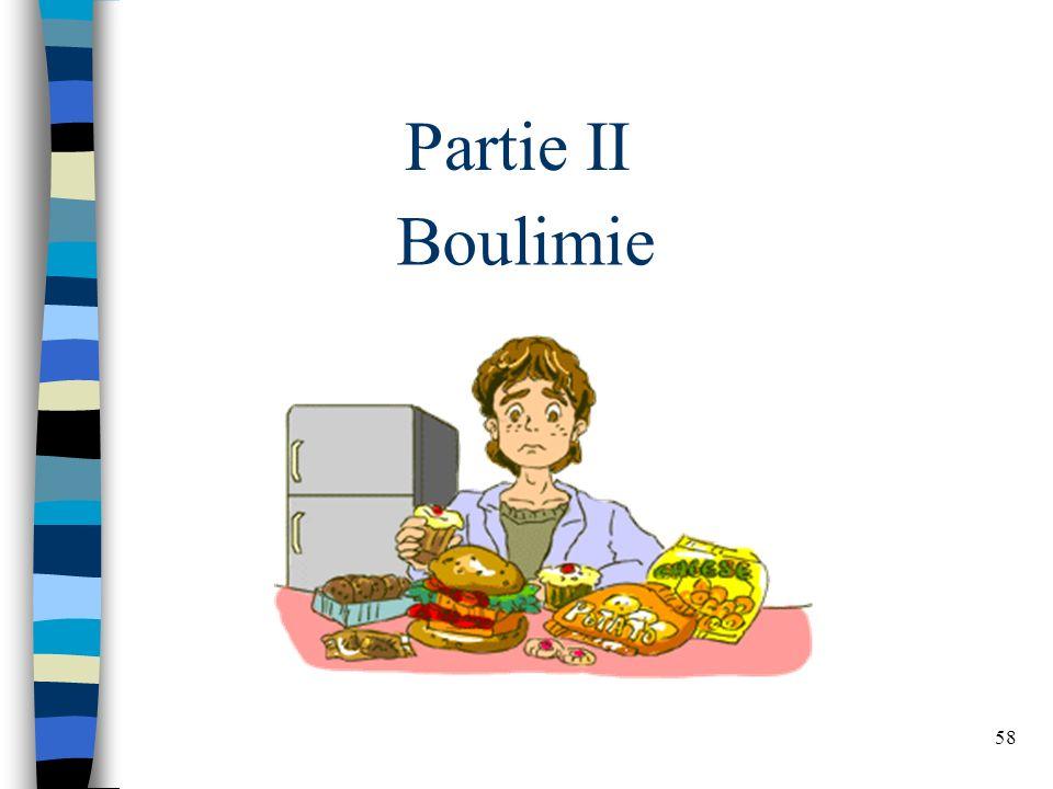 58 Boulimie Partie II