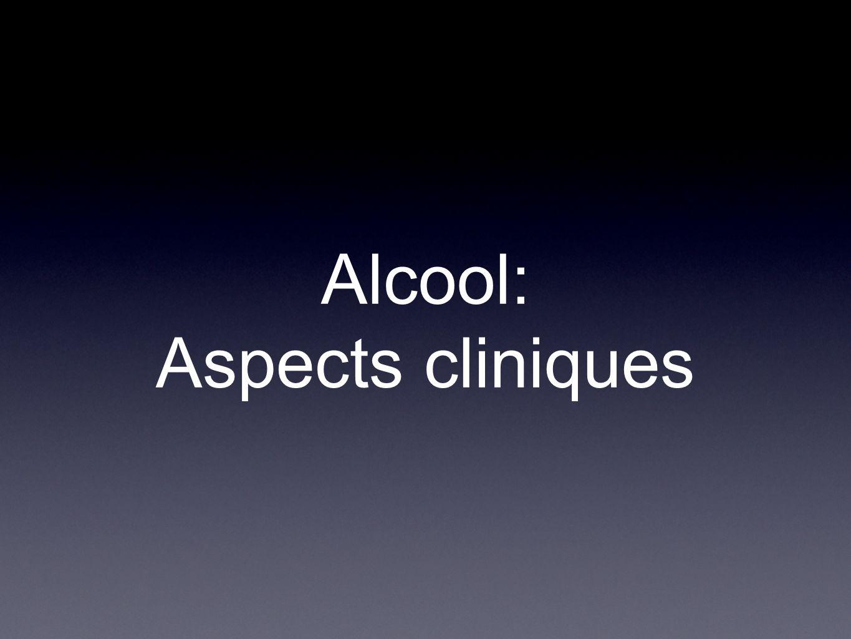 Usage nocif (CIM10) Conséquences physiques et psychologiques de lutilisation Conséquences sociales négatives Sans dépendance