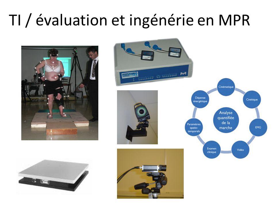 TI / évaluation et ingénérie en MPR