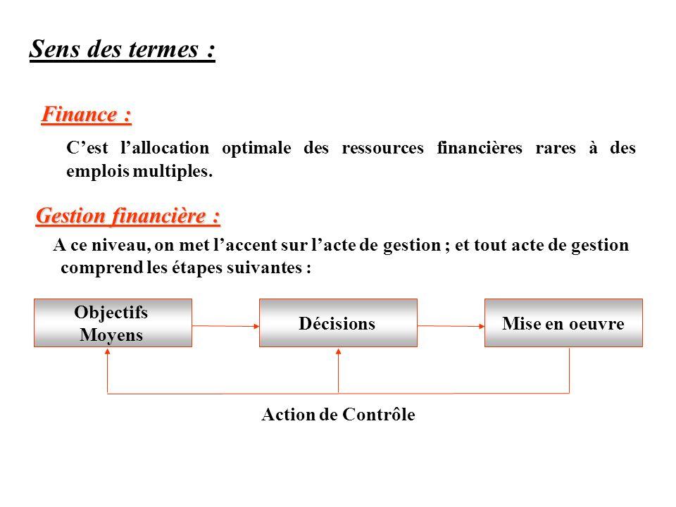 Cette analyse se fait à partir du CPC en calculant des résultats partiels ; il sagit des soldes intermédiaires de gestion.