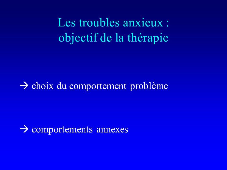 les troubles anxieux la dépression les conduites addictives