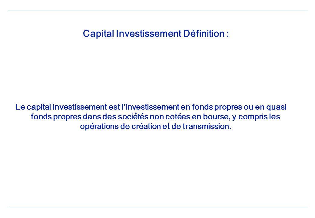 Quel est le mécanisme de valorisation dune entreprise sollicitant lintervention dun fonds dinvestissement en capital risque ? Quels sont les critères