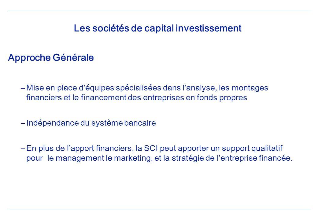 Capital Investissement Définition : Le capital investissement est linvestissement en fonds propres ou en quasi fonds propres dans des sociétés non cot