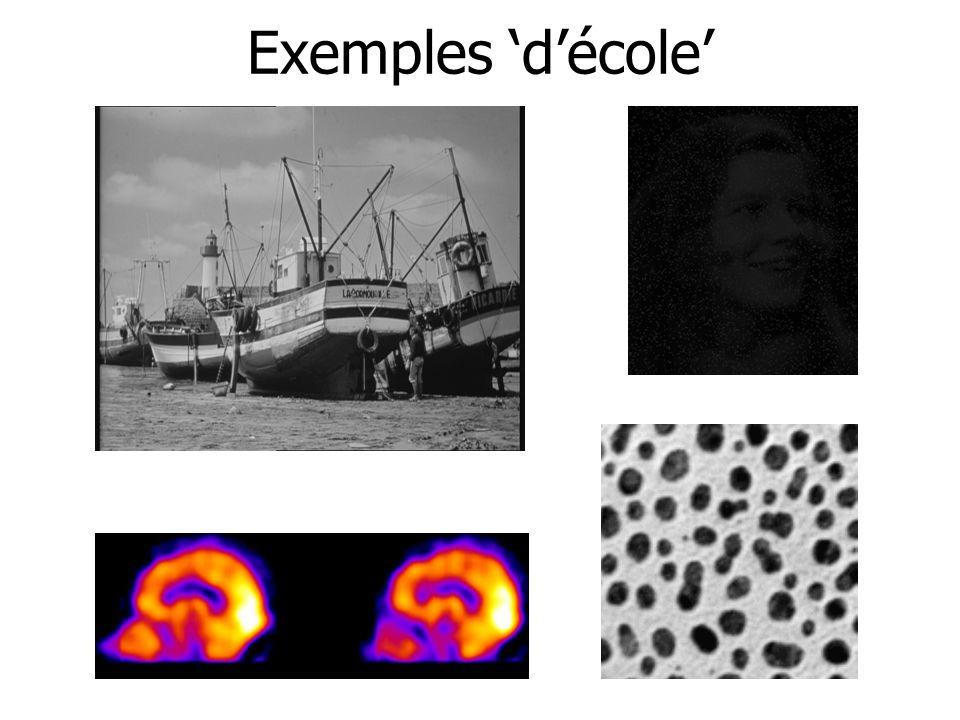 Exemples décole