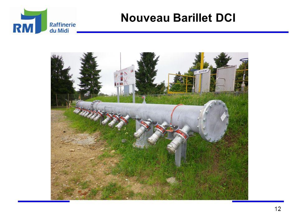 Nouveau Barillet DCI 12