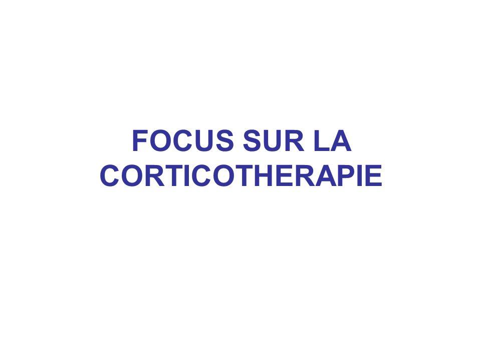 PR au début en poussée Compte tenu de limportance de la gène fonctionnelle, vous êtes tentés de prescrire un traitement ayant un effet symptomatique rapide… mais la patiente est très réticente à lidée de prendre des corticoïdes