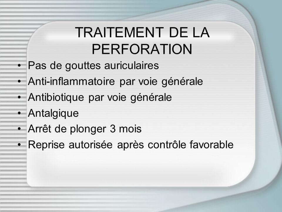 TRAITEMENT Stade 1 à 4 Anti-inflammatoire par voie générale Anti-inflammatoire associé à un antibiotique par voie locale Antalgique type paracétamol