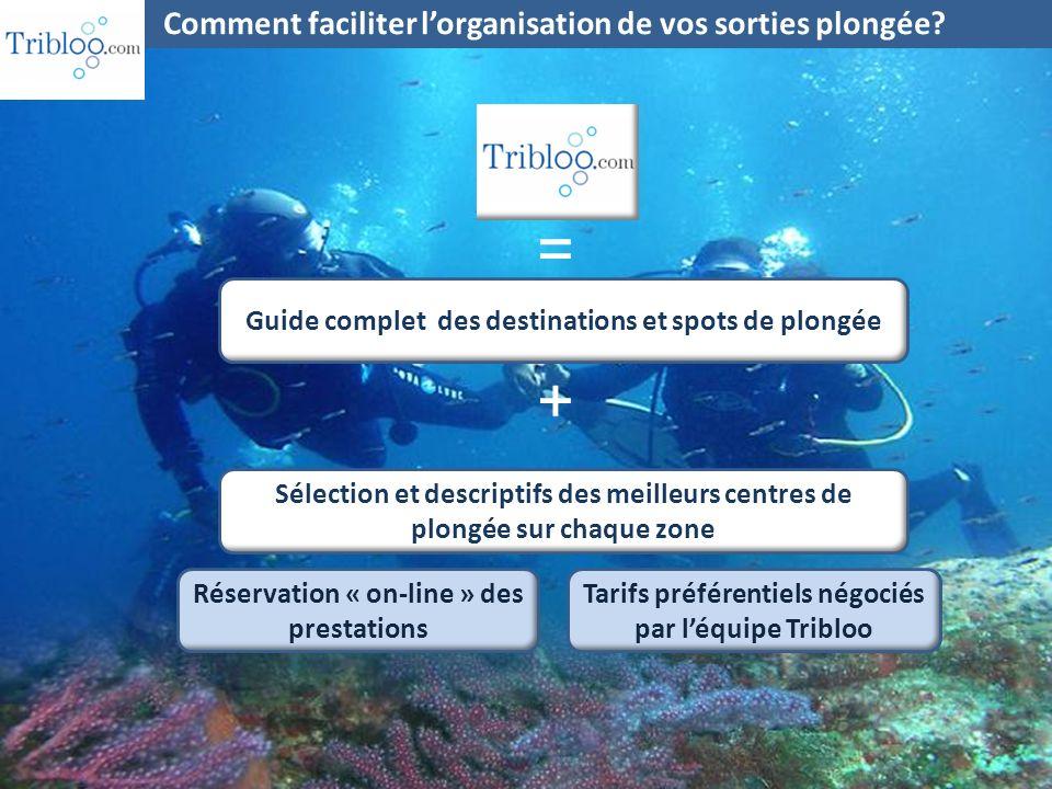 5 critères de sélection des centres Comment répertorier les meilleurs centres de plongée.