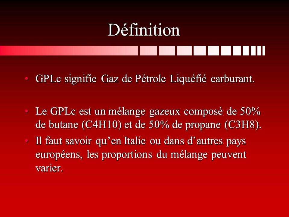 Définition GPLc signifie Gaz de Pétrole Liquéfié carburant.GPLc signifie Gaz de Pétrole Liquéfié carburant.