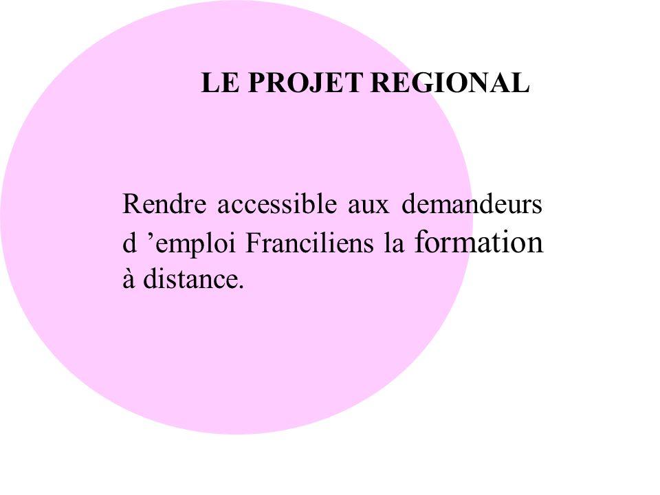 LES ACTEURS 3 Académies, Créteil - Paris - Versailles La DRTEFP d Ile de France 3 organismes de formation indépendants.