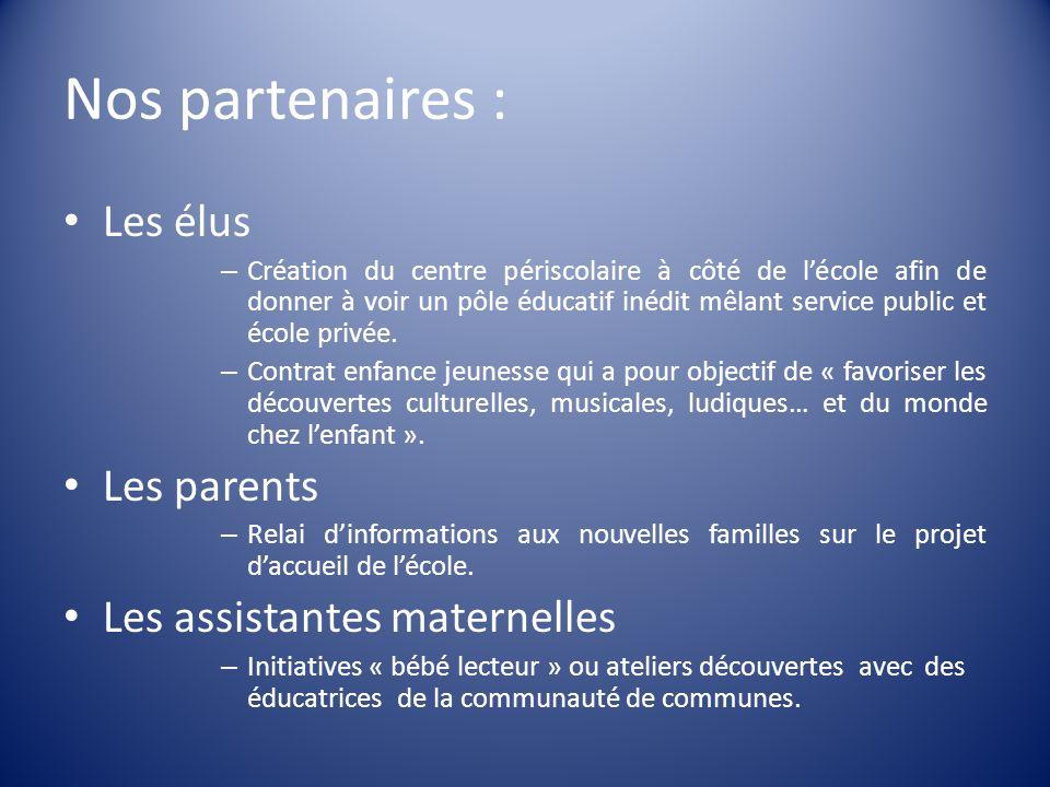Notre définition de laccueil éducatif de la petite enfance : Favoriser les moyens humains en provoquant les initiatives.