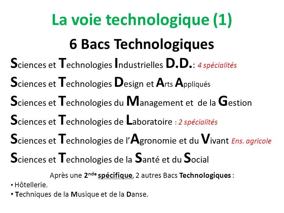 6 Bacs Technologiques S ciences et T echnologies I ndustrielles D.D.