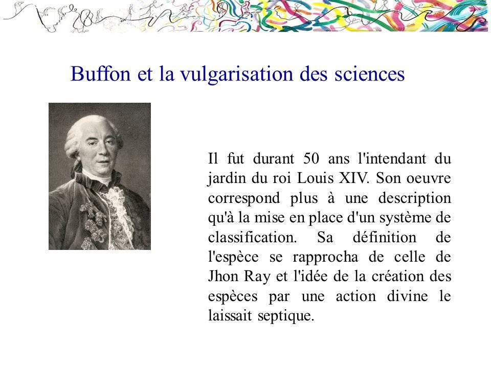 Il fut durant 50 ans l'intendant du jardin du roi Louis XIV. Son oeuvre correspond plus à une description qu'à la mise en place d'un système de classi