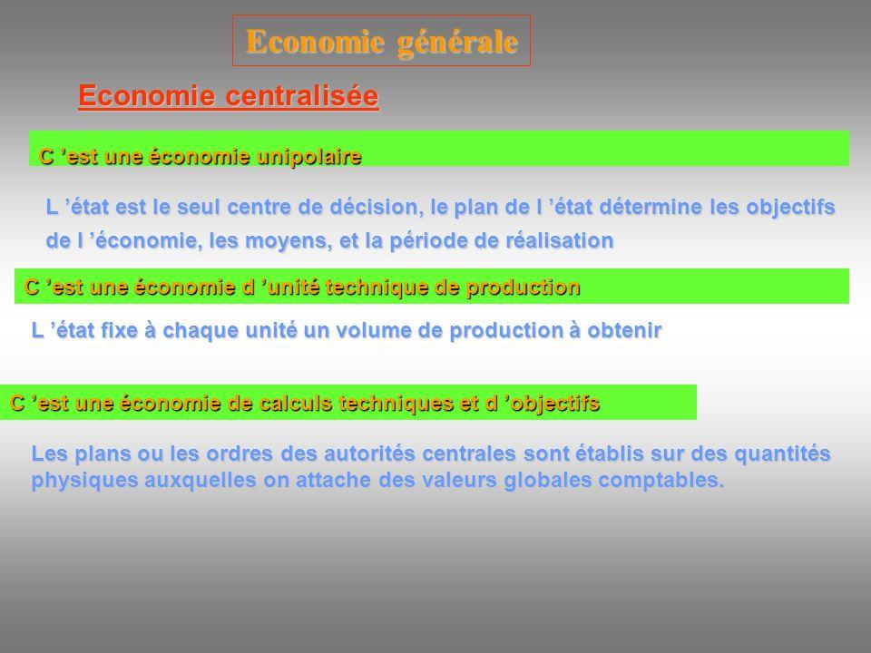 Economie générale Les agents économiques 5 grandes catégories selon les fonctions principales exercées Les entreprises non financières (ENF) Ce sont tous les agents dont la fonction principale est de produire des biens ou des services destinés à être vendus.