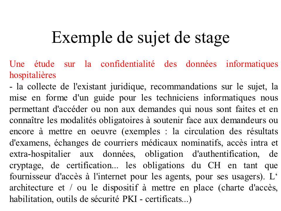 Un module commun Certains cours sont communs au DESS Génie informatique.