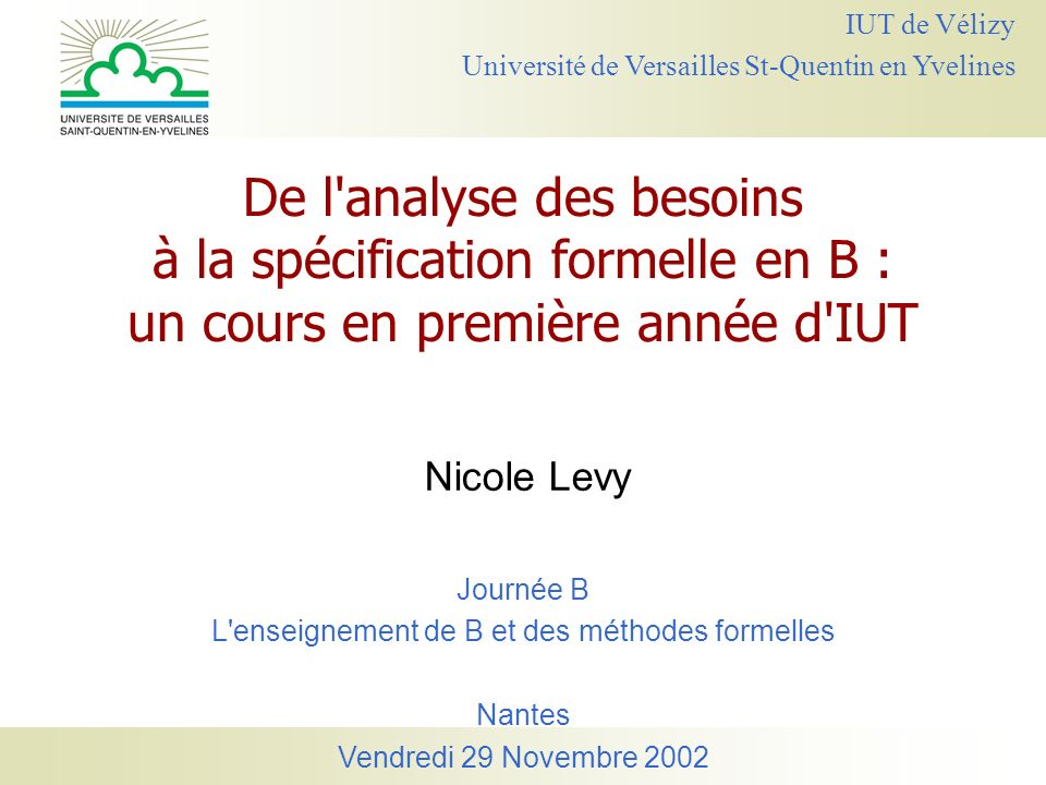 Nicole Levy 22 4 ème étape: réactions un distributeur de boissons...