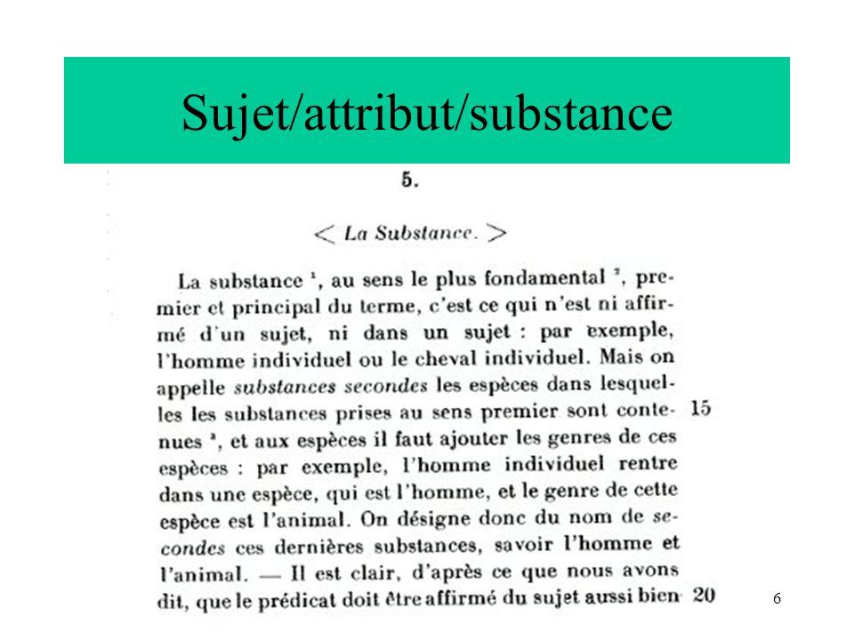 CNRIUT 07, Thionville7 La phrase dAristote L homme est mortel.