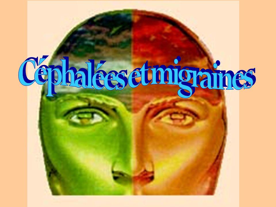 Objectifs Que létudiant sache: Distinguer la différence entre migraines et de céphalées Connaître les principes généraux du traitement de la migraine Alerter le patient sur les facteurs déclenchants et favorisants dune crise de migraine
