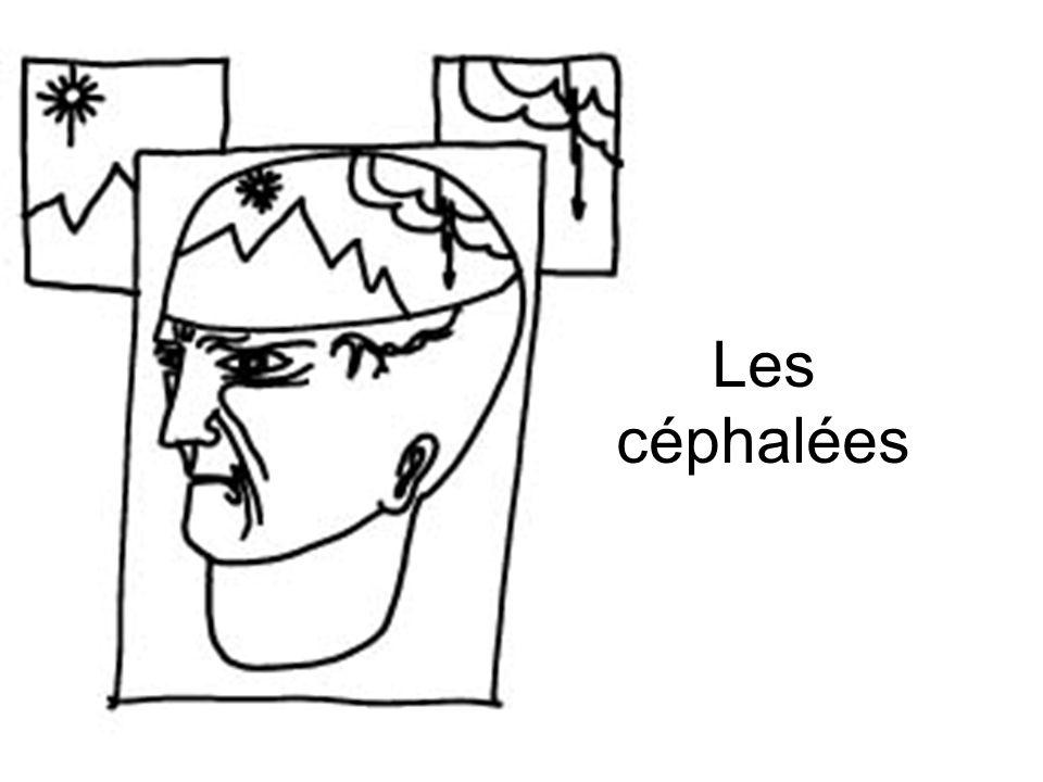 DÉFINITION Maux de tête récidivants dus à des perturbations vasculaires.