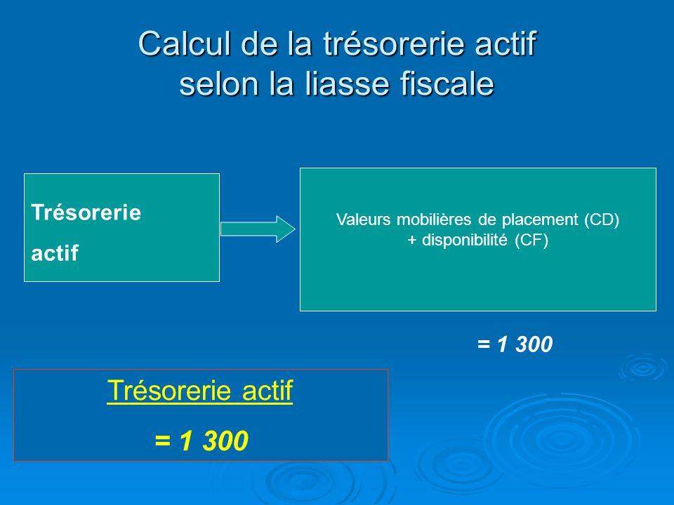 La trésorerie La trésorerie, cest ce qui reste des ressources stables quand on a financé les immobilisations (FR) et le besoin de financement lié à la