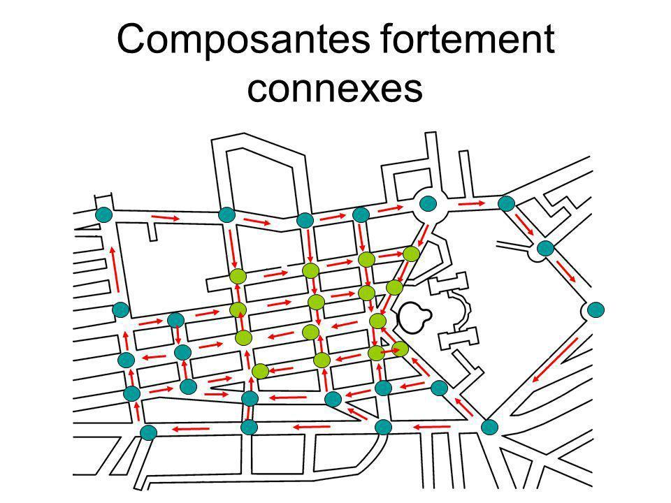 Composantes fortement connexes