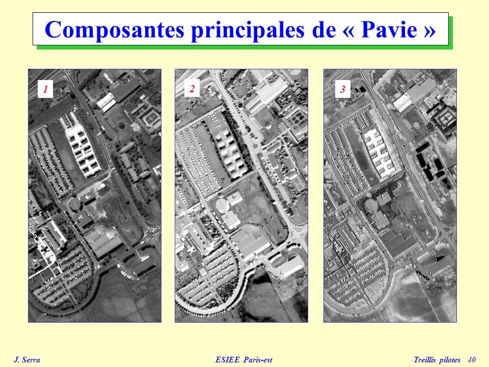 J. Serra ESIEE Paris-est Treillis pilotes 41 « Pavie » en H, L, S H L S