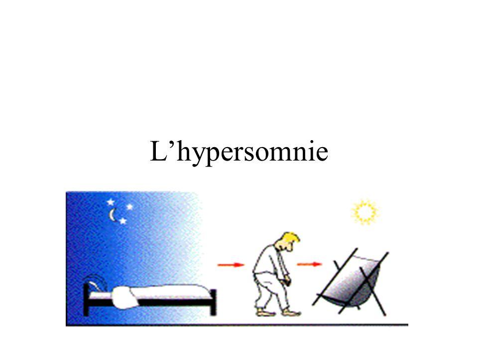 Lhypersomnie