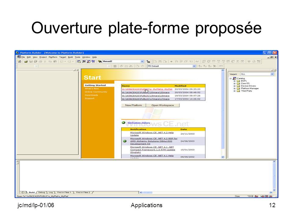 jc/md/lp-01/06Applications12 Ouverture plate-forme proposée