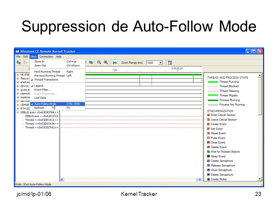 jc/md/lp-01/06Kernel Tracker23 Suppression de Auto-Follow Mode